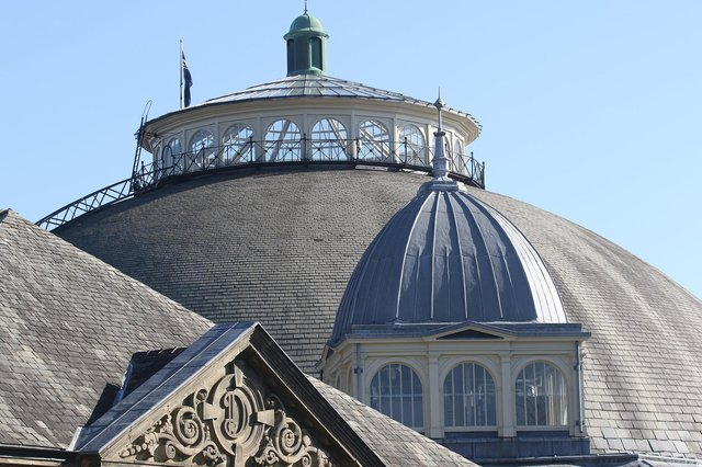 The Devonshire Dome at the University of Derby