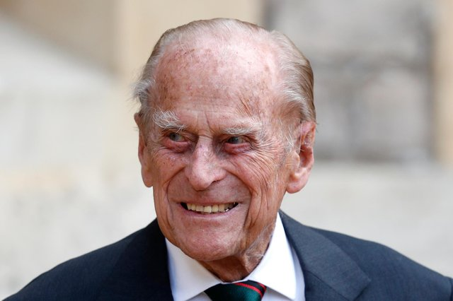 Prince Philip passed away at Windsor Castle this morning, aged 99. (Photo by Adrian Dennis - WPA Pool/Getty Images)