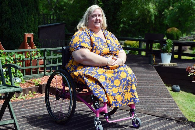 Victoria Abbott Flemming has been awarded an MBE for services to charity
