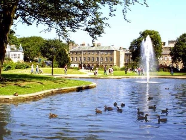 The Pavilion Gardens in Buxton starts it 150th anniversary celebrations in Auguat and will continue into 2022