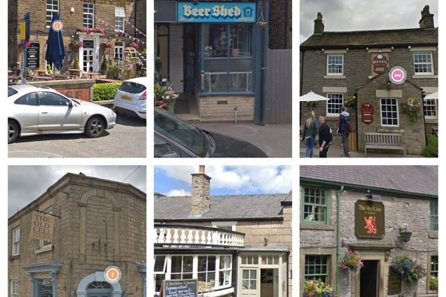 These are the High Peak and Hope Valley pubs that feature in the Good Beer Guide 2021