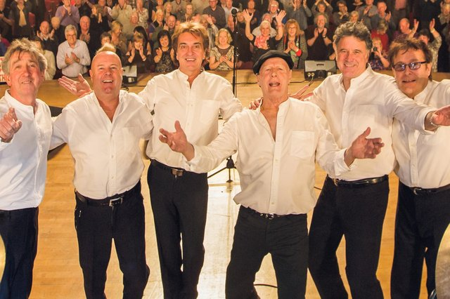 The Hollies will celebrate their 60th anniversary on tour in 2022.