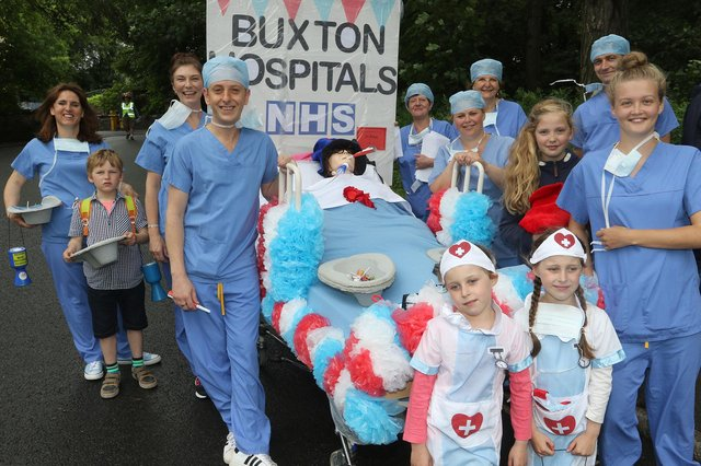Buxton Hospitals in 2016