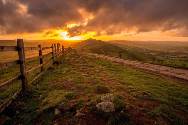 The Peak District offers some stunning places to explore