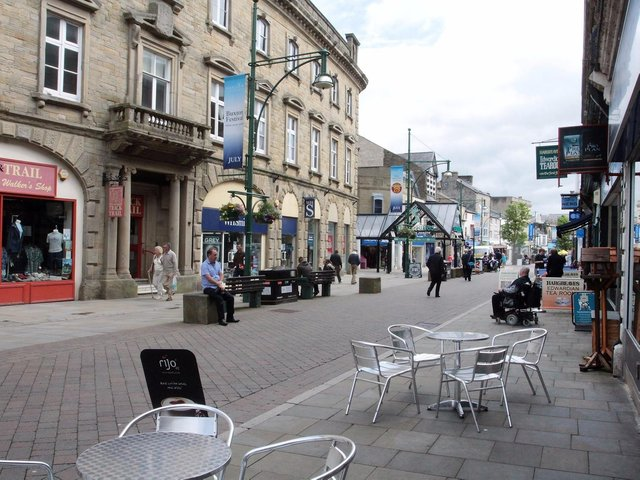 The Buxton Neighbourhood Plan will influence all future planning decisions in and around the town centre.