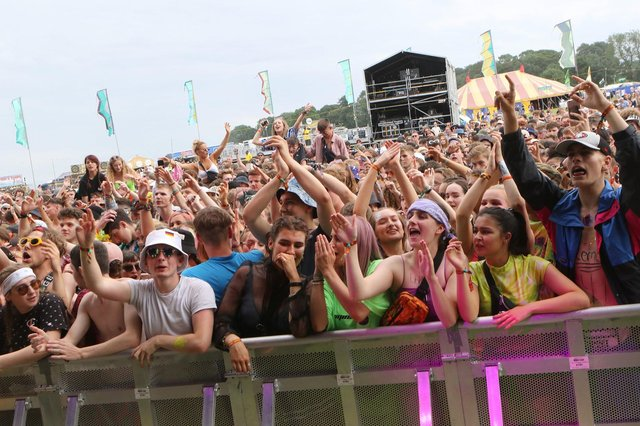 Y Not Festival is due to take place at Pikehall, Derbyshire, this summer. Picture: Jason Chadwick.