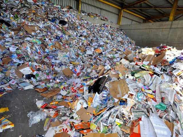 High Peak Borough Council's efforts to encourage recycling have seen it rocket up the Government league table over the past decade.