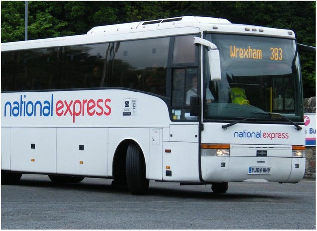 National Express is suspending all its services.