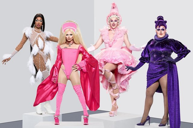 Ru Paul's Drag Race UK tours to Derby Arena on March 25, 2022.