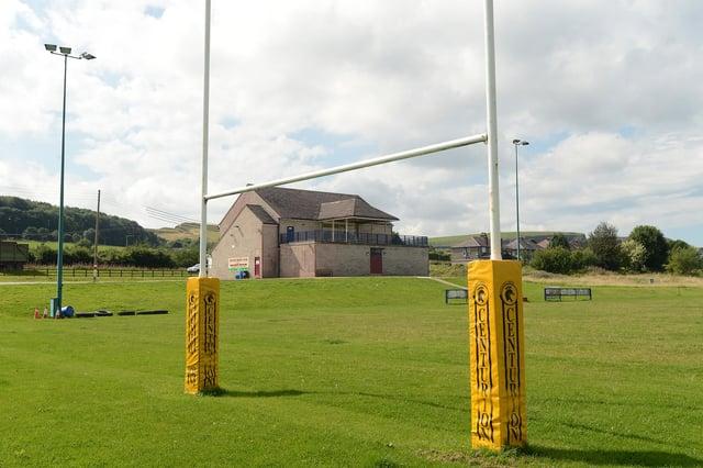 Buxton Rugby Club's Sunnyfields ground